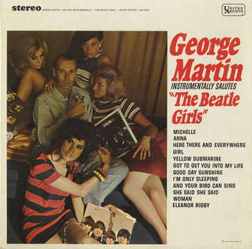 The Capitol 6000 Website The George Martin Amp His