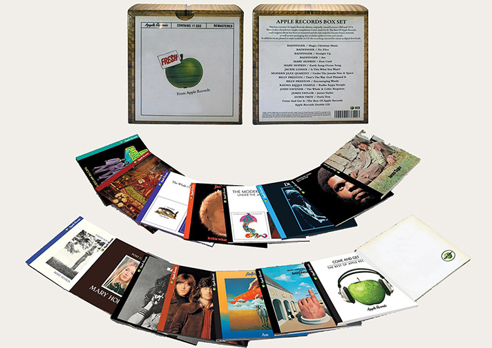 Apple CD Box Set
