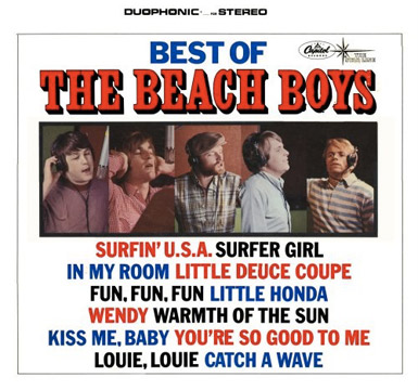 Beach Boys Album