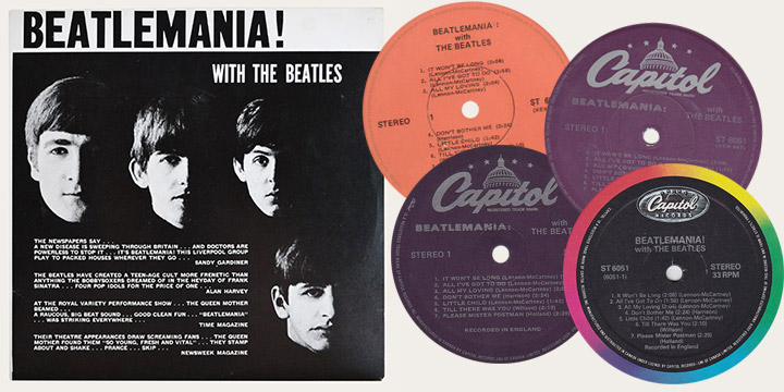 Beatlemania LP
