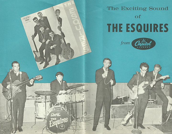 Esquires Poster