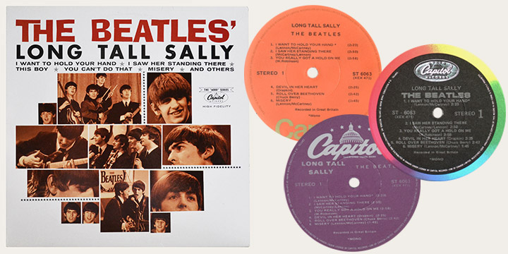 Long Tal Sally LP