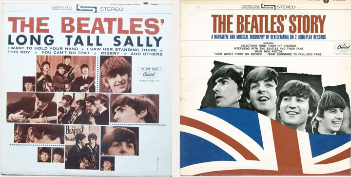 Long Tall Sally Stereo Banner