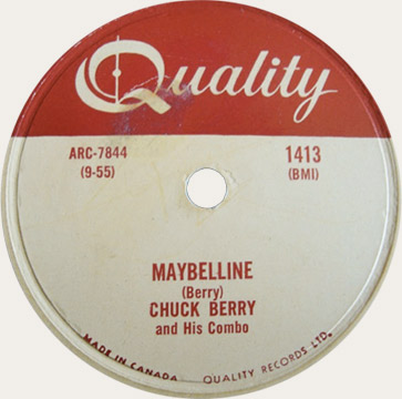 Chuck Berry Disc