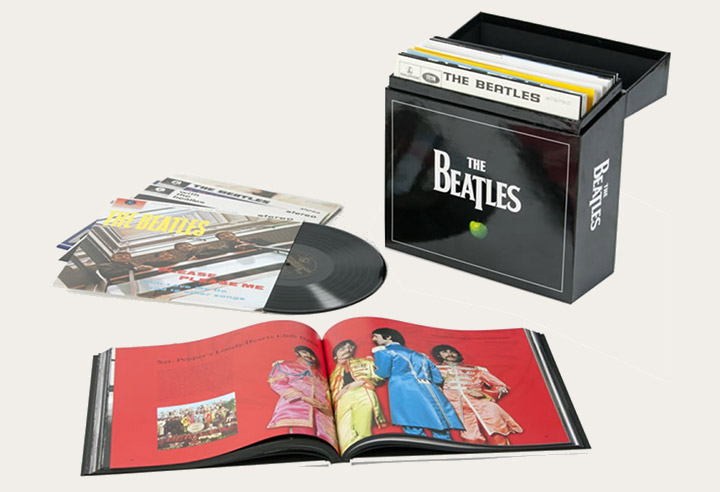 Remastered LP box set