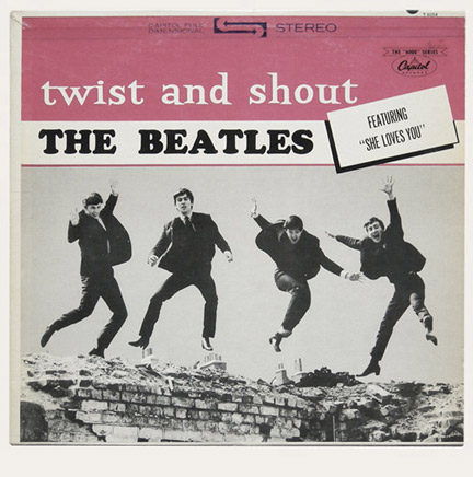 fantasy stereo Twist And Shout