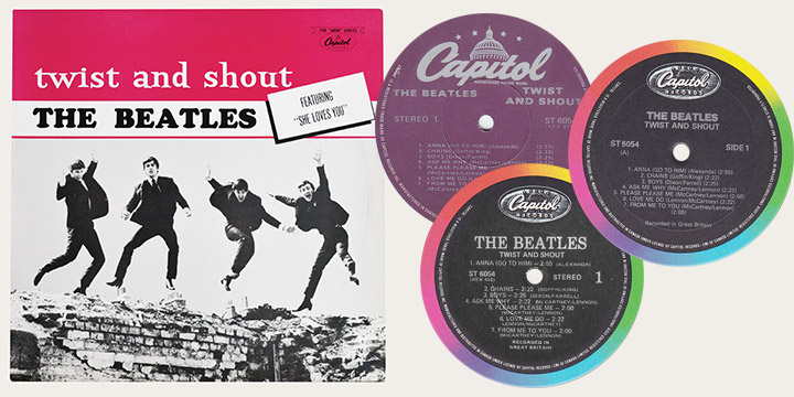Twist And Shout LP