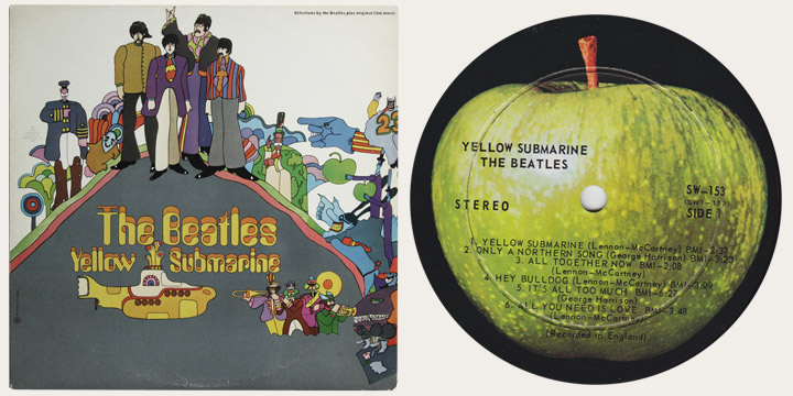 Yellow Submarine LP