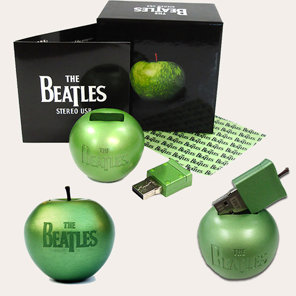 itunes USB box set