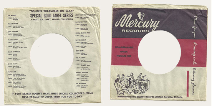 Gold oldies 45