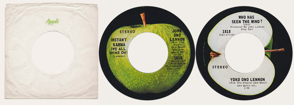 Instant Karma Canadian Apple 45