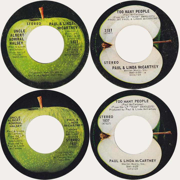 Uncle Albert Canadian Apple 45