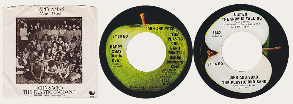 Happy Xmas Canadian Apple 45
