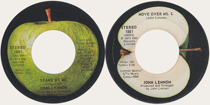Stand By Me Canadian Apple 45