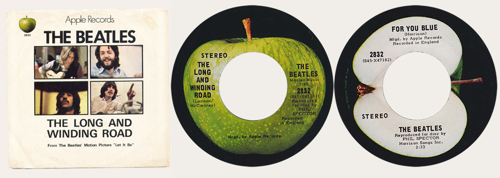 Long And WInding Road Canadian Apple 45