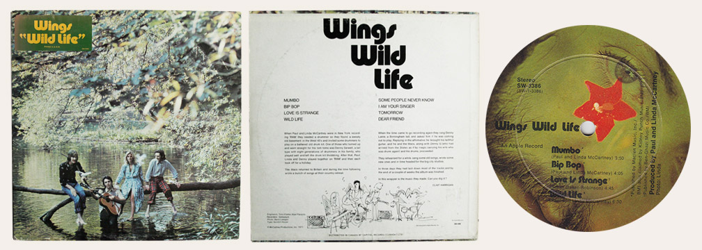 Wildlife Canadian LP