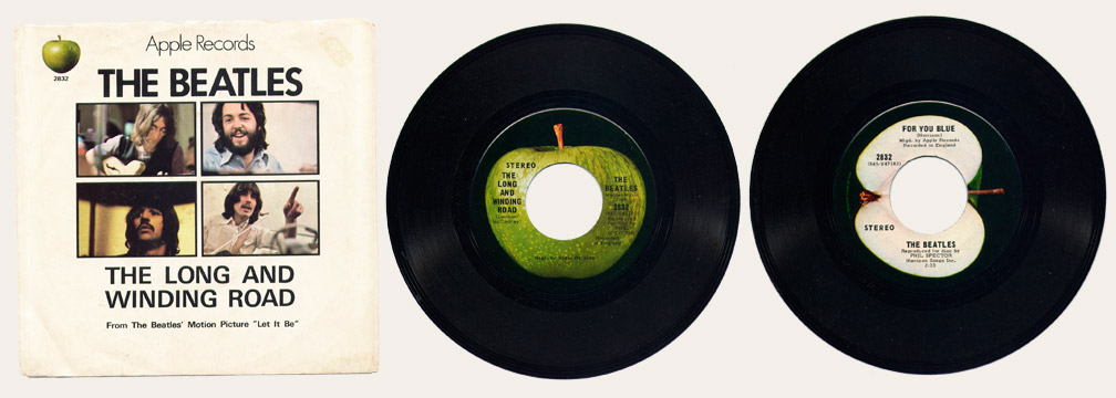 Long And Winding Road Canadian 45